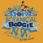 12th Annual Botanical Boogie 5K registration logo