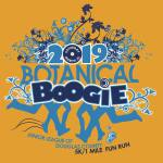 12th Annual Botanical Boogie 5K registration logo