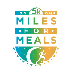 12th Annual Miles for Meals 5K Run and Walk registration logo