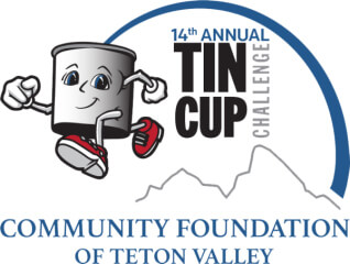 13th Annual Tin Cup Challenge registration logo