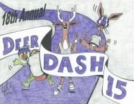 18th Annnual Deer Dash 5K Run/Walk and 1 Mile Fun Run  registration logo