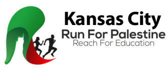 1Run for Palestine Reach for Education Kansas City, MO registration logo