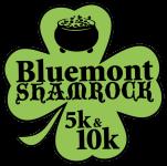 2nd Annual Bluemont Shamrock 5K/10K registration logo