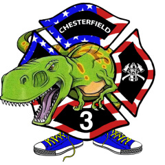1st Annual Chesterfield Fire Co. Virtual 'I Run For The Volunteers' registration logo
