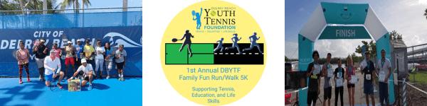 1st Annual Family Fun Run/Walk 5K registration logo