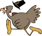 1st Annual Hope Kitchen Turkey Trot registration logo