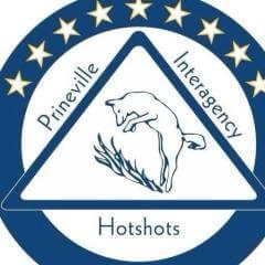 1st Annual Virtual Prineville Hotshot Run registration logo