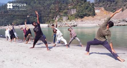 200 Hour Yoga Teacher Training in Rishikesh India registration logo