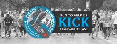 Kickin' Kawasaki 5K - Bowling Green, KY registration logo