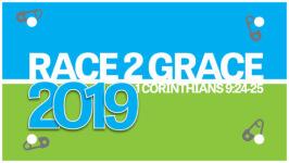Race 2 Grace 5k,10K & Fun Run registration logo