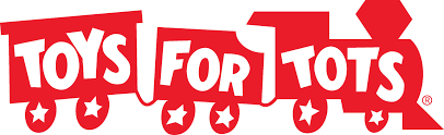3rd Annual Toys For Tots registration logo