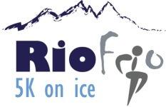 2019 Rio Frio 5k on Ice registration logo