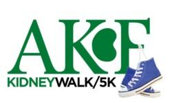2019 Wiregrass Kidney 5K Run registration logo