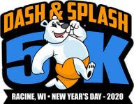 Splash and Dash 5K registration logo