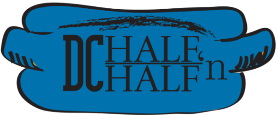 DC Half and Half Marathon registration logo