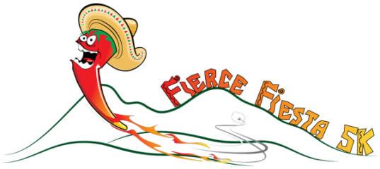 2020 Fierce Fiesta 5k registration logo