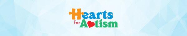 Heart for Autism Photos registration logo