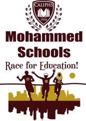Race for Education registration logo