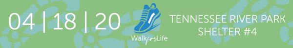 2020 Walk for Life registration logo