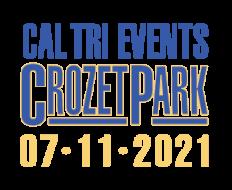 2021 Cal Tri Crozet Park - 7.11.21 registration logo