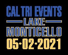 2021 Cal Tri Lake Monticello - 5.2.21 registration logo