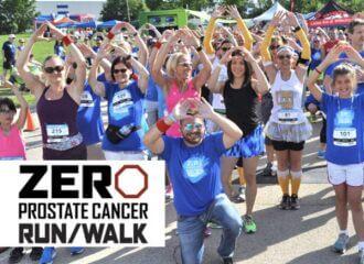 2021 ZERO Prostate Cancer Run/Walk - San Diego registration logo