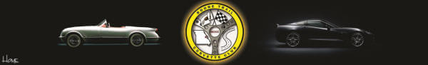 21st Annual Boone Trail Corvette Club Charity Car Show registration logo