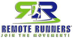 2.23 Mile Run for Ahmaud registration logo