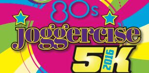 24e Joggercise 5k registration logo