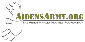 2nd Annual Aiden's Army Soldier Run registration logo