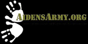 2nd Annual Aiden's Army Soldier Run registration logo