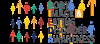 2nd Annual Body Image and Eating Disorder Awareness 5k Run/Walk  registration logo