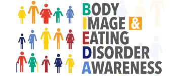 2nd Annual Body Image and Eating Disorder Awareness 5k Run/Walk  registration logo