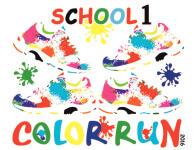 2nd Annual Color Crazy Run/Walk registration logo
