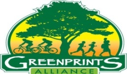 2nd Annual Greenprints 5K registration logo
