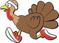 2nd Annual REFIT Turkey Trot registration logo