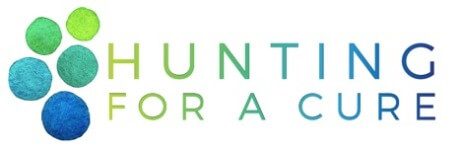 2nd Hunting for a Cure 5K registration logo