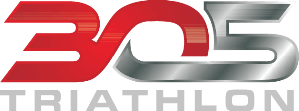 305 triathlon registration logo
