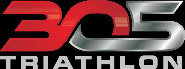 305 triathlon registration logo