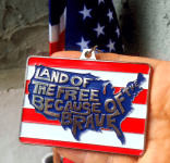 4 for the 4th of July - Clearance registration logo