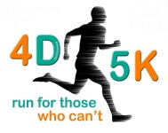 4D 5K registration logo