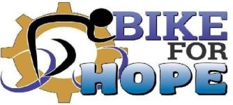 4th Annual CT Bike For HOPE registration logo