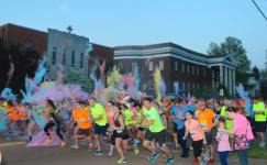 4th Annual GLO for a CURE registration logo