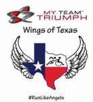 4th Annual myTEAM Triumph Wings of Texas 5k Run & 2 Mile Walk registration logo