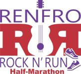 Renfro Rock N Run Half Marathon and 5K registration logo