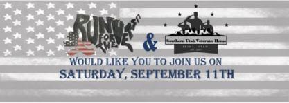 4th Annual Southern Utah Veterans Home, Stan Snow Fun Run registration logo