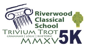 4th Annual Trivium Trot 5K Race and Run registration logo