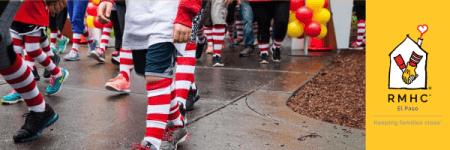 4th Annual Walk/Run for Kids registration logo
