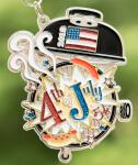 4th of July 5K registration logo