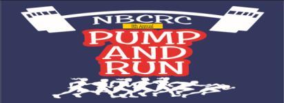 5 K & 5 K Pump & Run registration logo